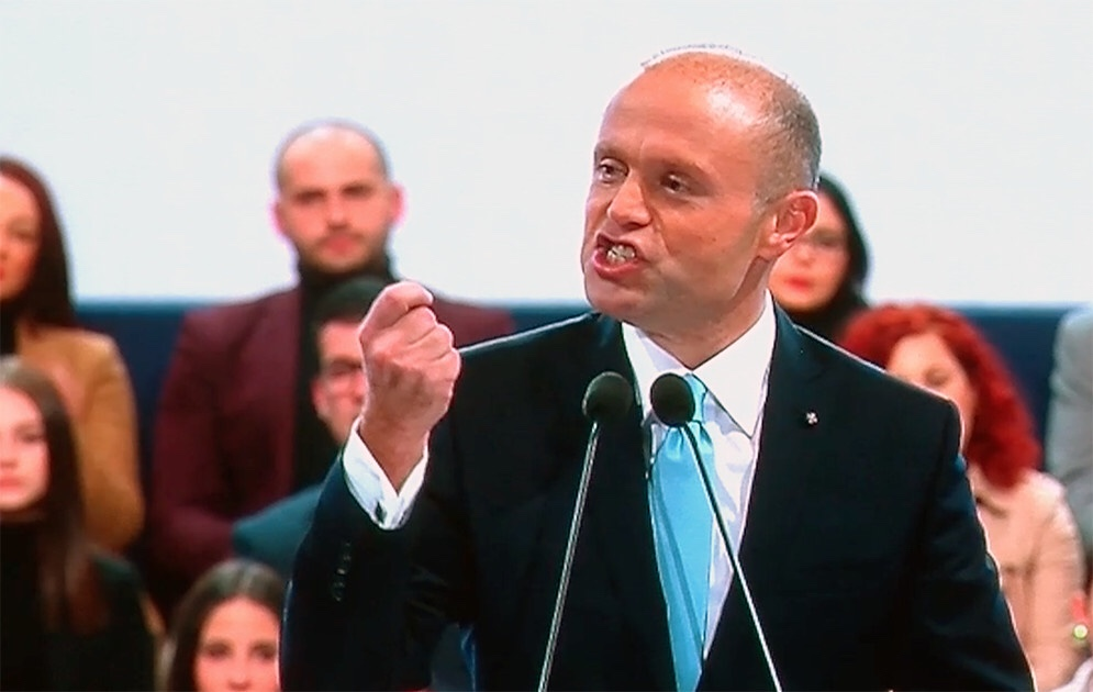 Defiant ex PM Muscat: 'Bring it on' over call for further Egrant investigation