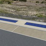 Malta's first solar-powered footpath in Rabat will generate 4,600kWh of electricity a year