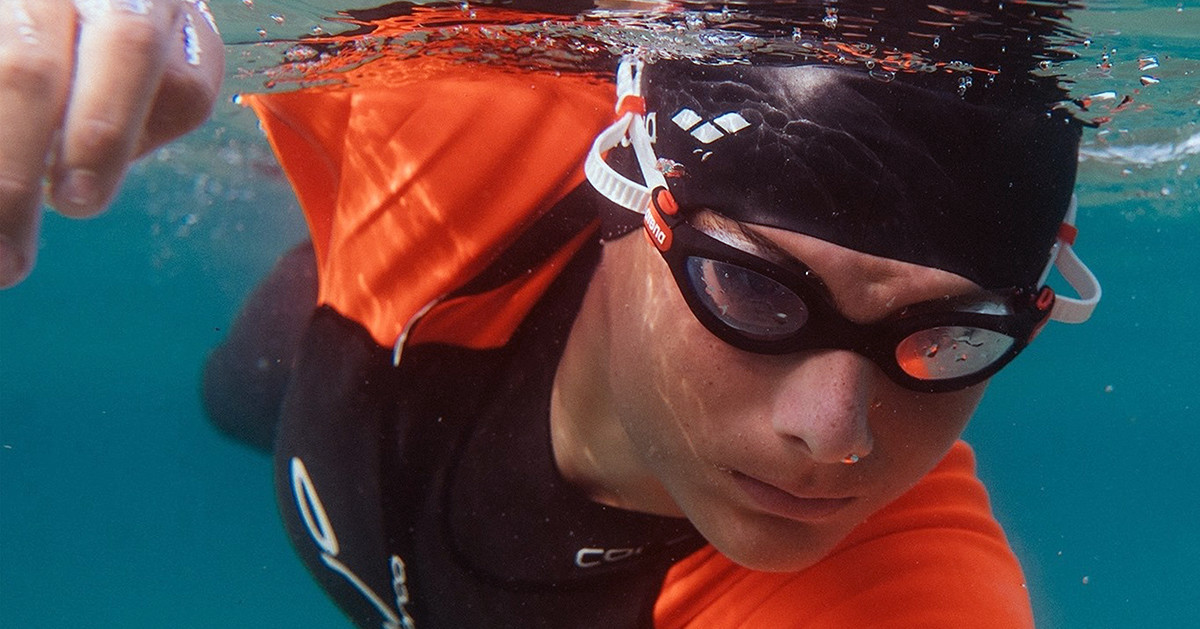Kai Naudi, 13, completed a 7-kilometre swim from Gozo to Malta to raise awareness against bullying and funds for NGOs