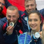 Maltese weightlifters take first place in the Small Nation Championships for the first time in history